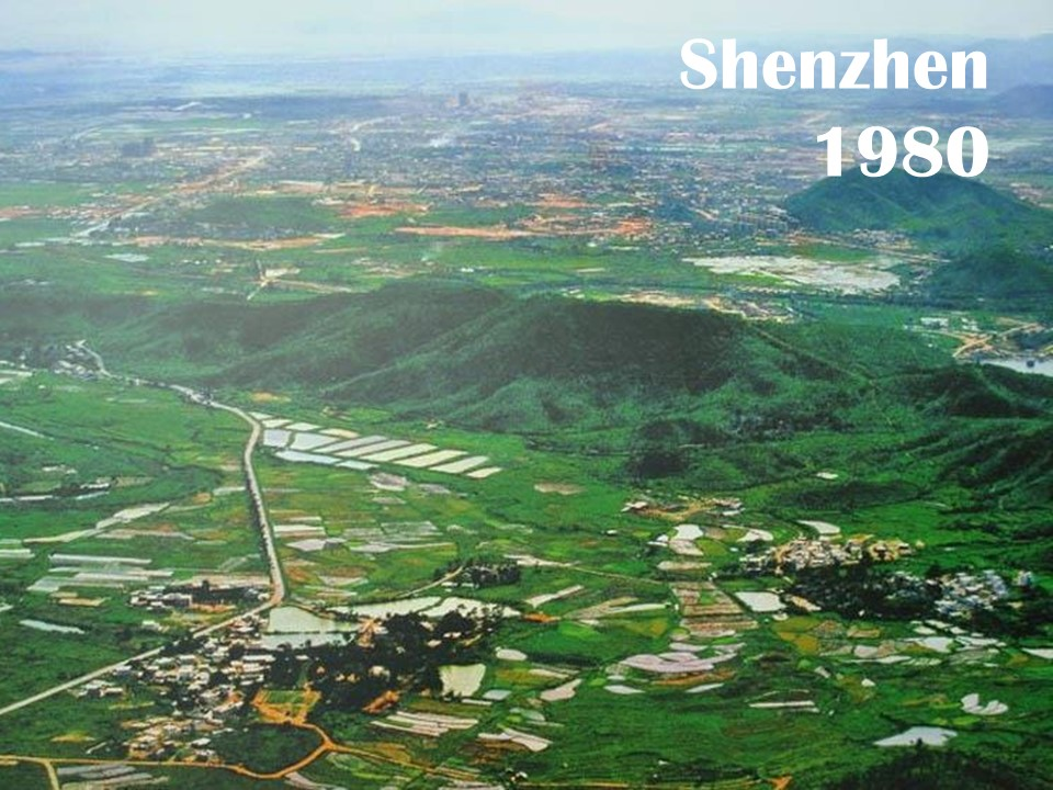 Shenzhen: an industrial giant arises